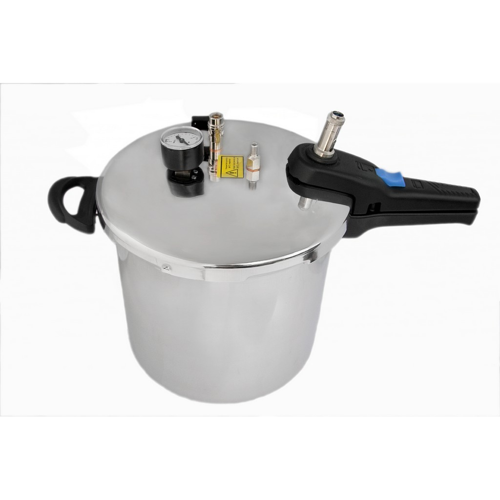 Aqua Pressure Pot 7 L, without filling hose, stainless steel, 1 pc.